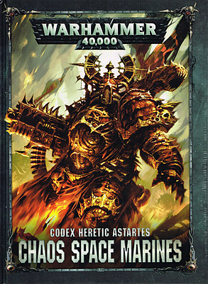 Einfach und sicher online bestellen: Warhammer 40.000: Codex Chaos Space Marines in Österreich kaufen.