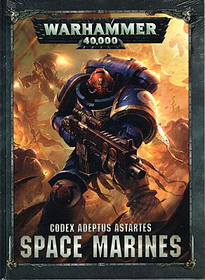 Einfach und sicher online bestellen: Warhammer 40.000: Codex Space Marines 8.Edition in Österreich kaufen.