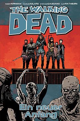 Einfach und sicher online bestellen: The Walking Dead, Bd. 22: Ein neuer Anfang in Österreich kaufen.