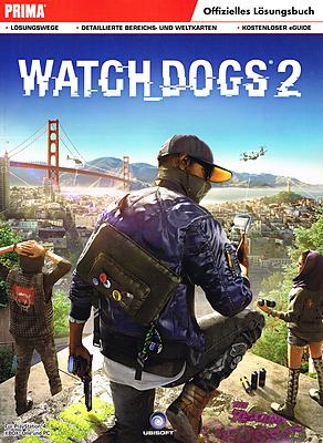 Einfach und sicher online bestellen: Watch Dogs 2 Lösungsbuch in Österreich kaufen.