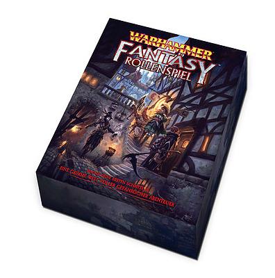 Einfach und sicher online bestellen: Warhammer Fantasy Rollenspiel - Einsteigerset in Österreich kaufen.