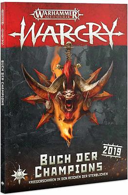 Einfach und sicher online bestellen: Warcry: Buch der Champions 2019 in Österreich kaufen.