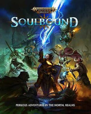 Einfach und sicher online bestellen: Warhammer Age of Sigmar Soulbound in Österreich kaufen.