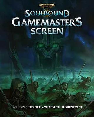 Einfach und sicher online bestellen: Age of Sigmar Soulbound Gameamsters Screen in Österreich kaufen.