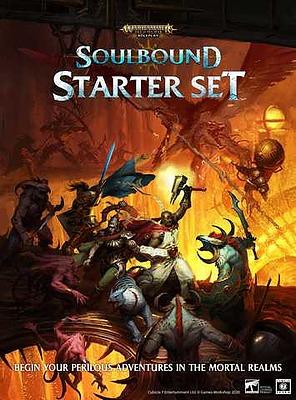 Einfach und sicher online bestellen: Warhammer Age of Sigmar Soulbound Starter Set in Österreich kaufen.