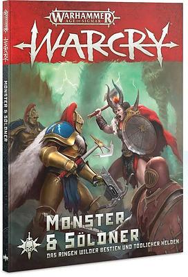 Einfach und sicher online bestellen: Warcry: Monster & Söldner in Österreich kaufen.
