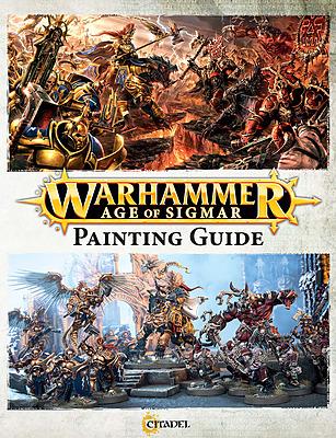 Einfach und sicher online bestellen: Warhammer: Age of Sigmar Bemahlhandbuch in Österreich kaufen.