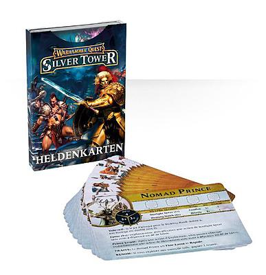 Einfach und sicher online bestellen: Warhammer Quest: Heldenkarten in Österreich kaufen.