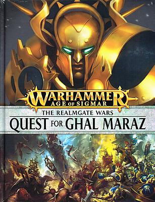 Einfach und sicher online bestellen: The Relmgate Wars: Quest for Ghal Maraz in Österreich kaufen.