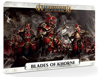 Einfach und sicher online bestellen: Warscroll Blades of Khorne in Österreich kaufen.