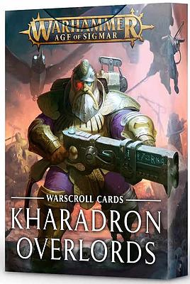 Einfach und sicher online bestellen: Warscroll Kharadron Overlords in Österreich kaufen.