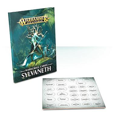 Einfach und sicher online bestellen: Age of Sigmar Warscroll Sylvaneth in Österreich kaufen.