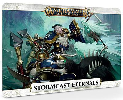 Einfach und sicher online bestellen: Age of Sigmar Warscroll Stormcast Eternals in Österreich kaufen.