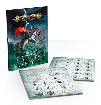 Einfach und sicher online bestellen: Warscroll Cards: Idoneth Deepkin in Österreich kaufen.