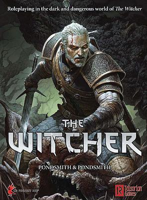 Einfach und sicher online bestellen: The Witcher Grundregelwerk in Österreich kaufen.