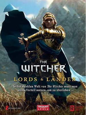 Einfach und sicher online bestellen: The Witcher - Lords & Länder in Österreich kaufen.