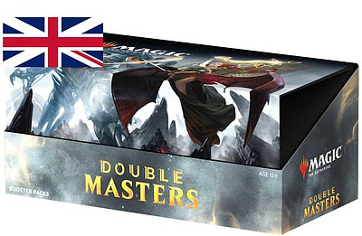 Einfach und sicher online bestellen: MTG Double Masters Draft Booster Display in Österreich kaufen.