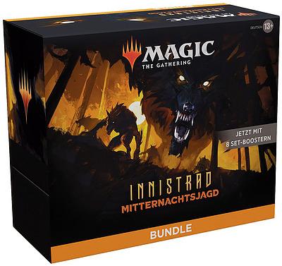 Einfach und sicher online bestellen: MTG Innistrad: Mitternachtsjagd Bundle in Österreich kaufen.