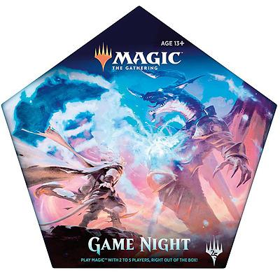 Einfach und sicher online bestellen: Magic the Gathering Game Night in Österreich kaufen.