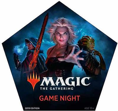 Einfach und sicher online bestellen: Magic the Gathering Game Night 2019 in Österreich kaufen.