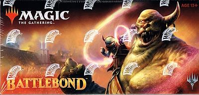 Einfach und sicher online bestellen: Magic the Gathering Battlebond Booster Display in Österreich kaufen.