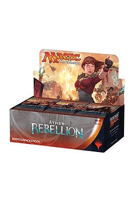 Einfach und sicher online bestellen: Magic the Gathering Aether Rebellion Booster in Österreich kaufen.
