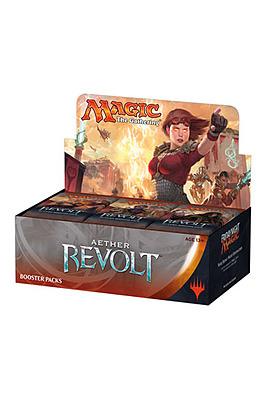 Einfach und sicher online bestellen: Magic the Gathering Aether Revolt Booster Display in Österreich kaufen.