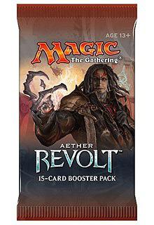 Einfach und sicher online bestellen: Magic the Gathering Aether Revolt Booster in Österreich kaufen.