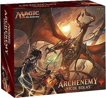 Einfach und sicher online bestellen: Magic the Gathering Archenemy Nicol Bolas in Österreich kaufen.