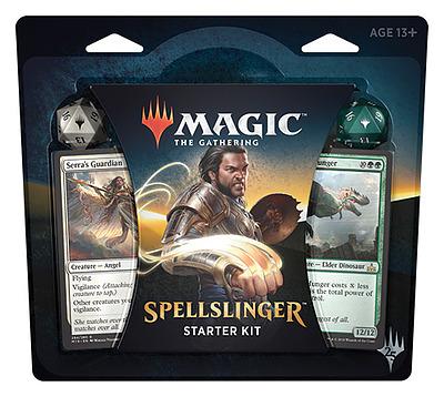 Einfach und sicher online bestellen: Magic the Gathering Spellslinger Starterset Kit in Österreich kaufen.