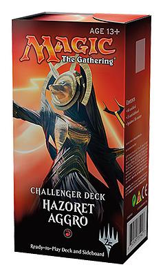 Einfach und sicher online bestellen: Magic the Gathering Challenger Deck in Österreich kaufen.