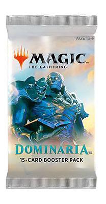 Einfach und sicher online bestellen: Magic the Gathering Dominaria Booster in Österreich kaufen.