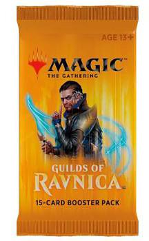 Einfach und sicher online bestellen: Magic the Gathering Guilds of Ravnica Booster in Österreich kaufen.