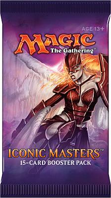 Einfach und sicher online bestellen: Magic the Gathering Iconic Masters 2017 Booster in Österreich kaufen.