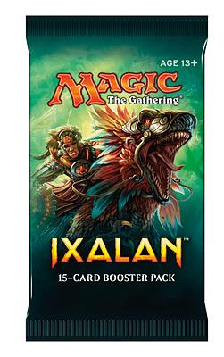 Einfach und sicher online bestellen: Magic the Gathering Ixalan Booster in Österreich kaufen.