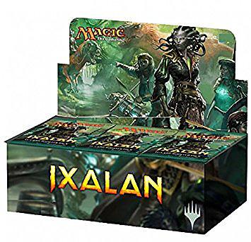 Einfach und sicher online bestellen: Magic the Gathering Ixalan Booster Display in Österreich kaufen.