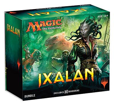 Einfach und sicher online bestellen: Magic the Gathering Ixalan Bundle in Österreich kaufen.