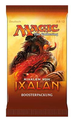 Einfach und sicher online bestellen: Magic the Gathering Rivals of Ixalan Booster in Österreich kaufen.