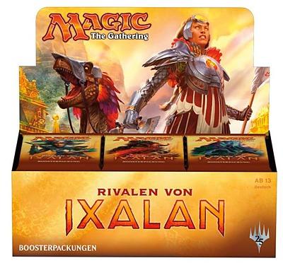 Einfach und sicher online bestellen: Magic the Gathering Rivalen von Ixalan Display in Österreich kaufen.