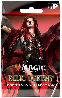 Einfach und sicher online bestellen: Magic the Gathering Relic Tokens Legendary Booster in Österreich kaufen.