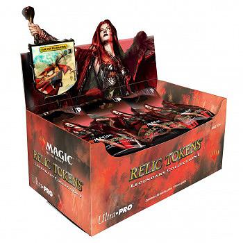 Einfach und sicher online bestellen: Magic the Gathering Relic Tokens Legendary Col. in Österreich kaufen.