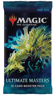 Einfach und sicher online bestellen: Magic the Gathering Ultimate Masters Booster in Österreich kaufen.