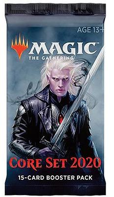 Einfach und sicher online bestellen: Magic the Gathering Core Set 2020 Booster in Österreich kaufen.