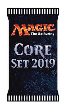 Einfach und sicher online bestellen: Magic the Gathering Core Set 2019 Booster in Österreich kaufen.