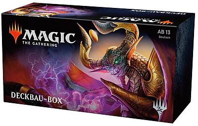 Einfach und sicher online bestellen: Magic the Gathering Core Set 2019 Deckbaubox in Österreich kaufen.