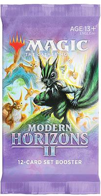 Einfach und sicher online bestellen: MTG: Modern Horizon 2 Set Booster in Österreich kaufen.