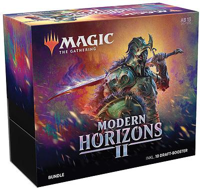 Einfach und sicher online bestellen: MTG: Modern Horizon 2 Bundle in Österreich kaufen.