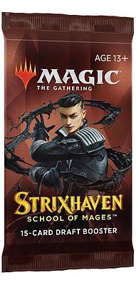 Einfach und sicher online bestellen: MTG Strixhaven: School of Mages Draft- Booster in Österreich kaufen.