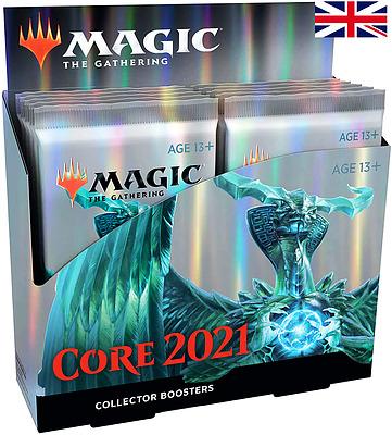 Einfach und sicher online bestellen: MTG M21 Core Set Collector Booster Display in Österreich kaufen.