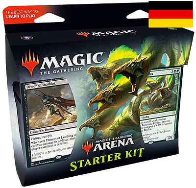 Einfach und sicher online bestellen: MTG M21 Core Set Arena Starter Kit in Österreich kaufen.